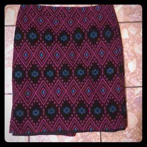 Beautiful heavy skirt for winter